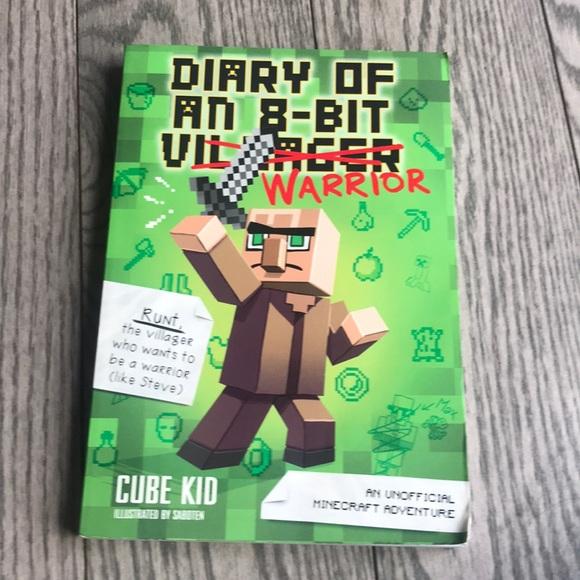 Diary of an 8-bit warrior book